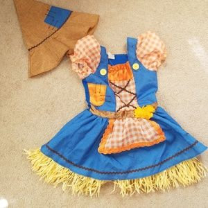 Other - Scarecrow Girls Costume...Super cute!